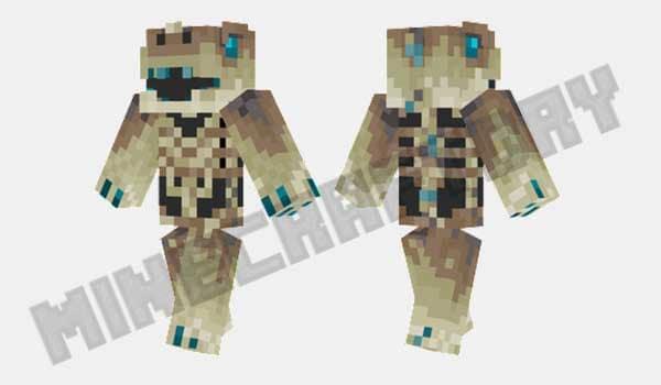 Descargar Skin Rexy Para Minecraft