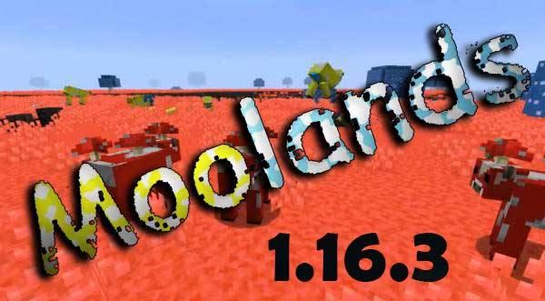 Moolands Mods Vacas locas Minecraft