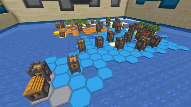 Slay Map para Minecraft estrategia