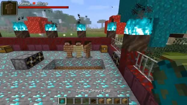 Mod para Minecraft Trapcraft 1.16.1