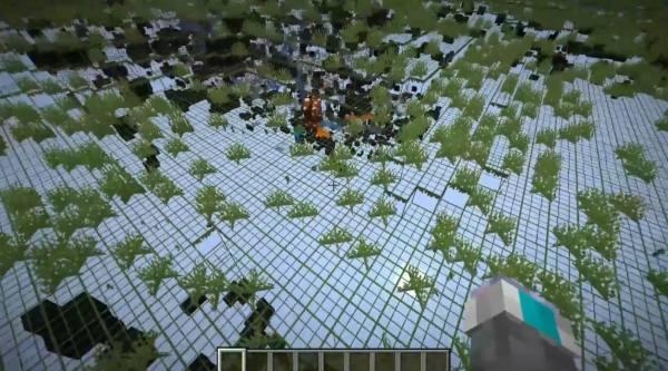 Textura pack Xray Ultimate para Minecraft 1.16 recursos y minerales