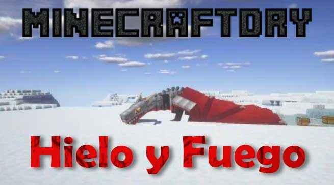 Mods Dragones Hielo y Fuego Para Minecraft 1.16.3