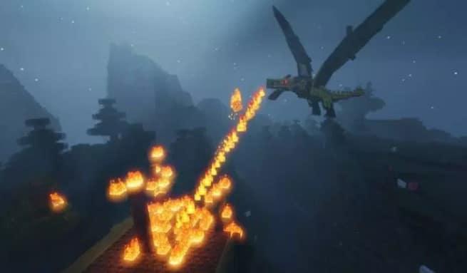 Mods Dragones Hielo y Fuego para Minecraft 1.16.3, 1.15.2, 1.12.2