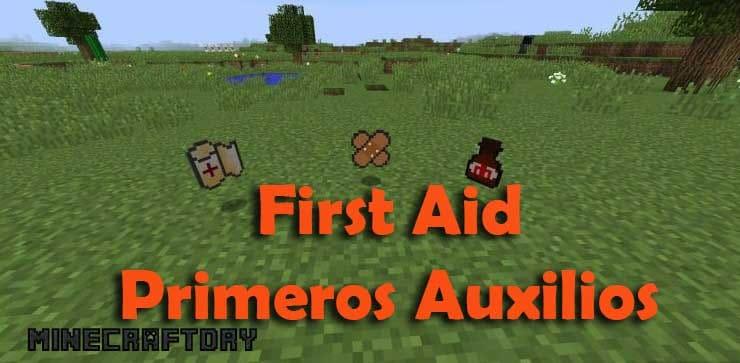 Mods primeros auxilios [ First Aid ]