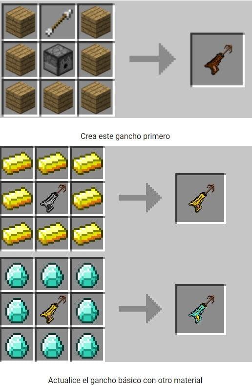 Receta para minecraft 1.16.2 descargar