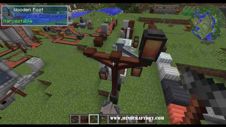 mod minecraft 1.16.4 gratis descarga immersive engineering mod