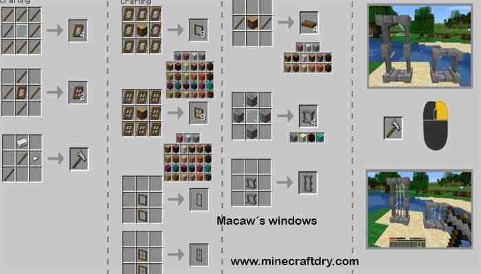 recetas trampas para minecraft