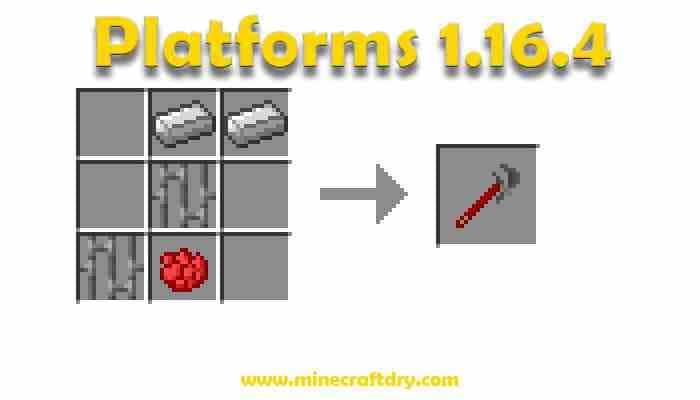 Mod plataforms para minecraft 1.16.4