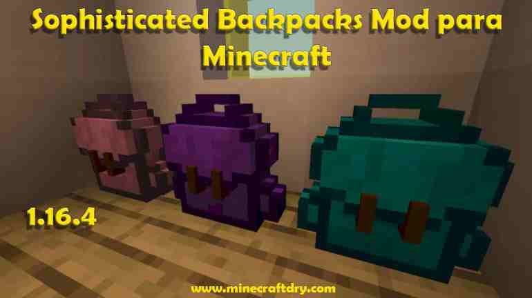 mod free for miencraft 1.16.4