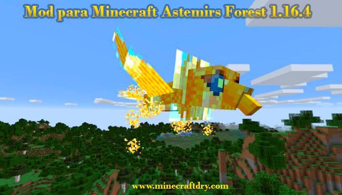 mod in minecraft 1.16.4 criaturas y artefactos