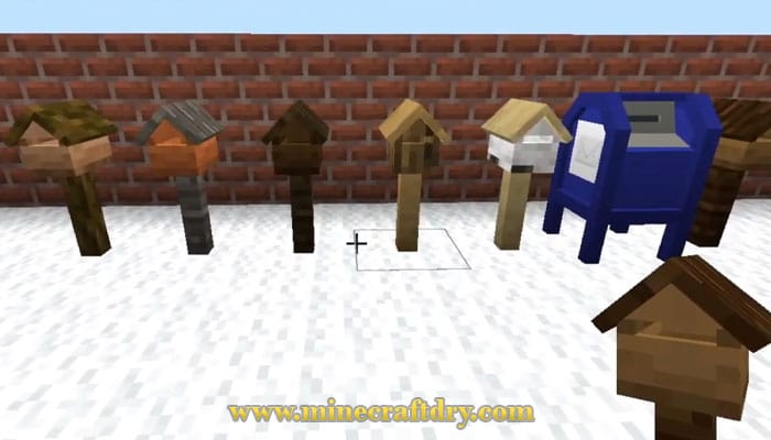furniture mod 1.7.10