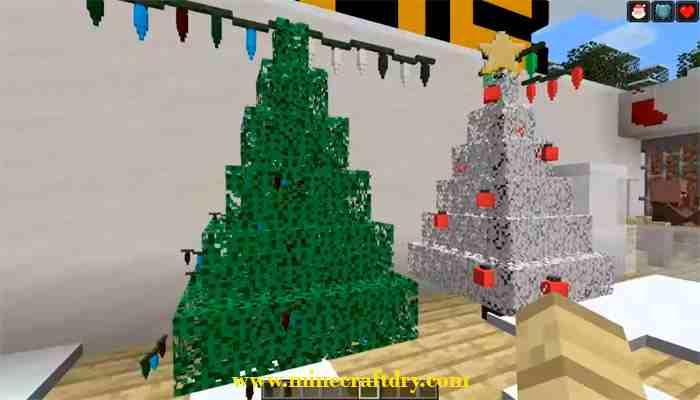 christmas spirit para minecraft 1.16.4 mod de navidad para minecraft