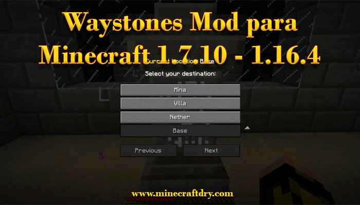 mods para minecraft 1.7.10 , 1.15.2 , 1.16.4 , 1.14.4