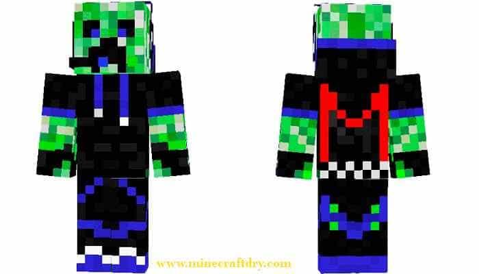 skins minecraft creeper