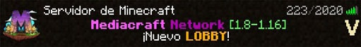server de minecraft aternos