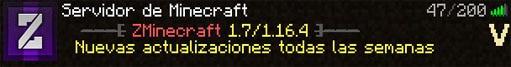 server de minecraft comprar