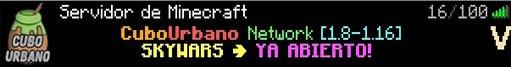 server de minecraft no premium