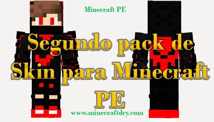 skin de minecraft pe