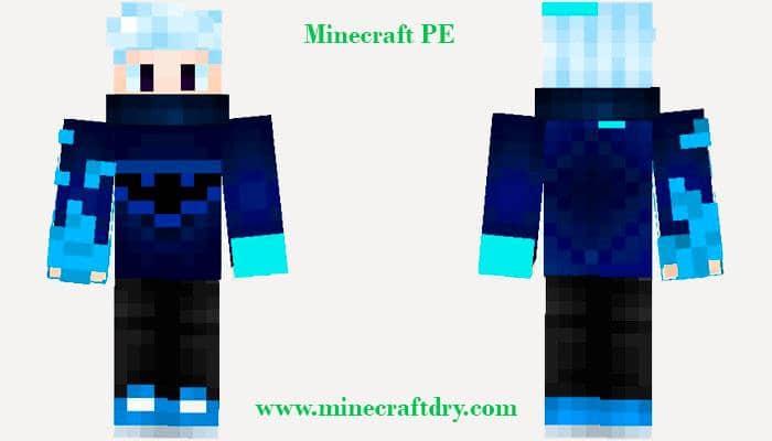 skin para minecraft pe