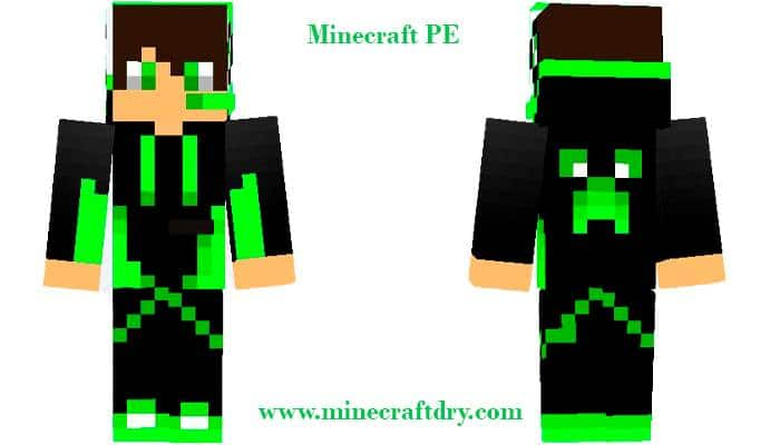 minecraft pe skin