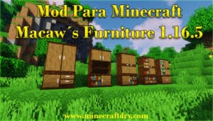 furniture mod 1.16.5