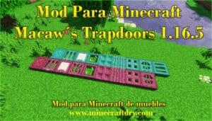 mod para minecraft 1.16.5