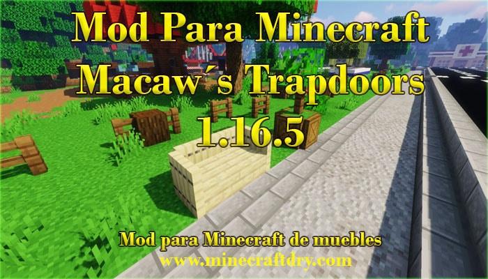 descargar mod para minecraft 1.16.5