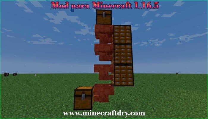 mod para minecraft