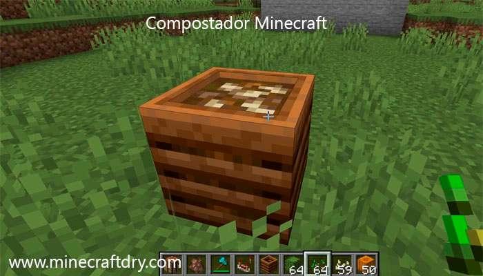 compostador minecraft