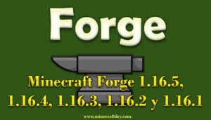 forge 1.16.5