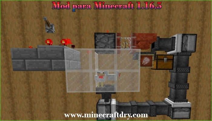 mod minecraft 1.16.1