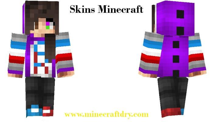 skin minecraft free