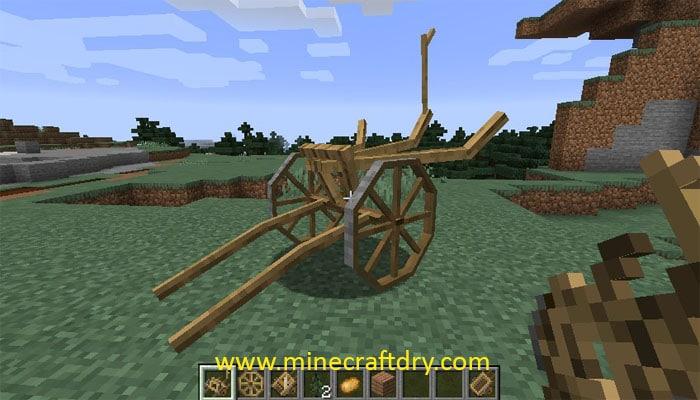 carros para minecraft o carretas