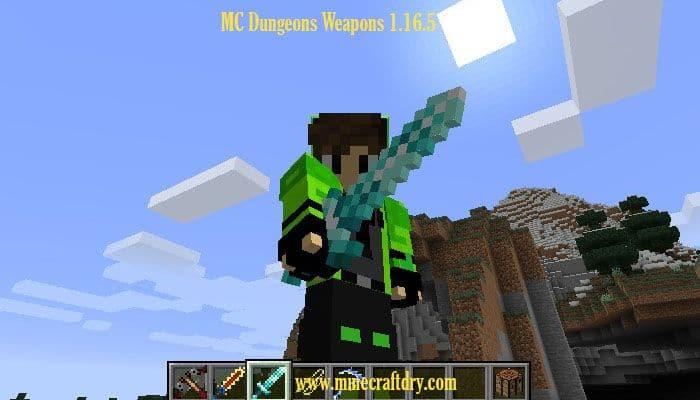 espada para minecraft 1.16.5