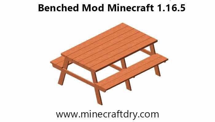 mod de decoracion para minecraft, jardin 1.16.4