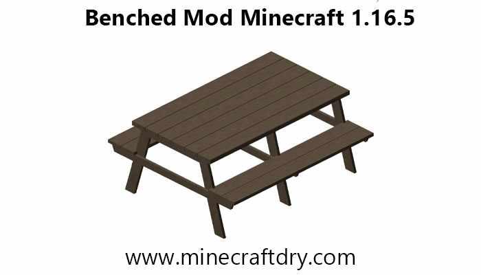 mod de minecraft 1.16.5