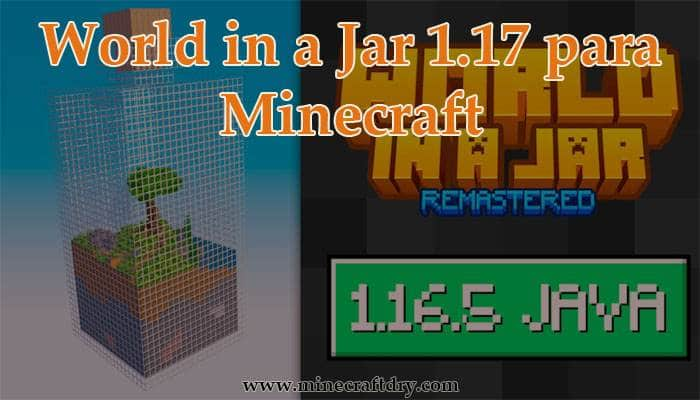 mapas Minecraft 1.17