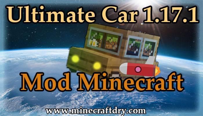 autos, camiones, caminos y carreteras para minecraft 1.17.1
