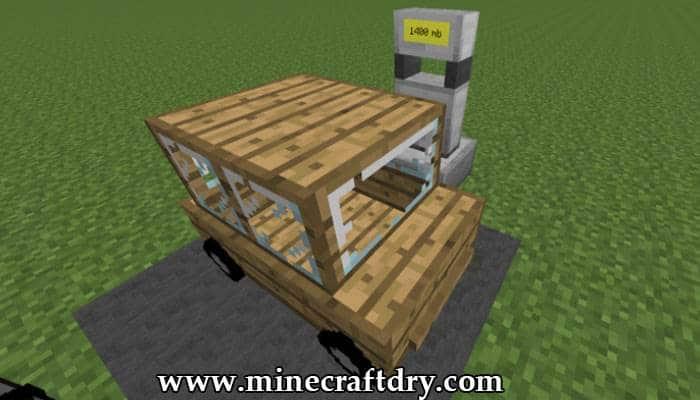 autos en minecraft 1.17.1
