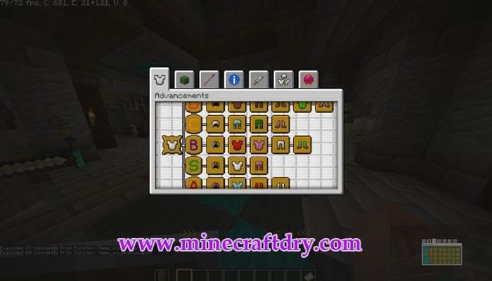 mapa Minecraft 1.17.1
