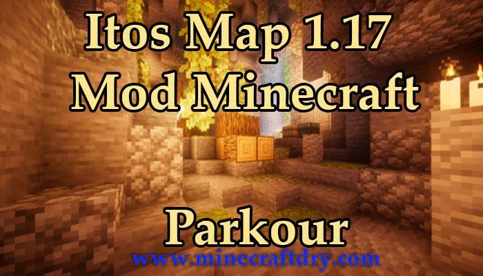 mapa parkour 1.17