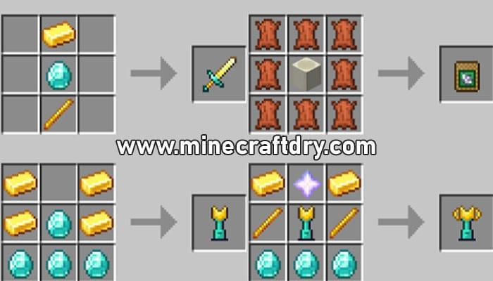 recipes super tools 1.17.1 minecraft