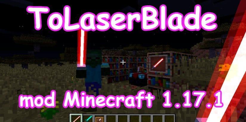 armas laser minecraft 1.17.1